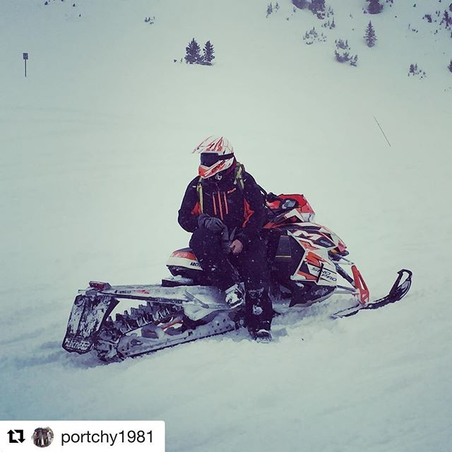 Instagram repost from @portchy1981 ・・・ Our guide chilling on the mountain while we are let loose with the snow mobiles, amazing job! #tobycreek #tobycreekadventures @tobycreekadv #guide #powder #paradisebasin #snow #snowing #snowmobiling #cold #canada #alberta #banff #amazing #views #forest #speedy #greatday