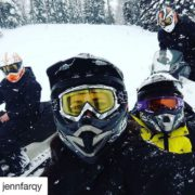 Instagram repost from @jennfarqy ・・・ Amazing day in Panorama B.C. …