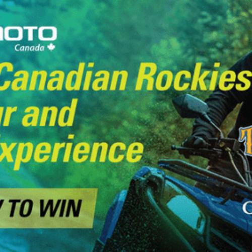 Win A Canadian Rockies ATV Tour
