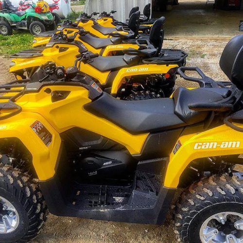 Just arrived and waiting for you !! #canamoutlander #canam #atv …