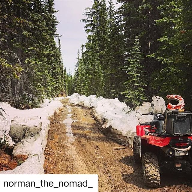 #Repost @norman_the_nomad_ ・・・ Felt like a kid again being back …