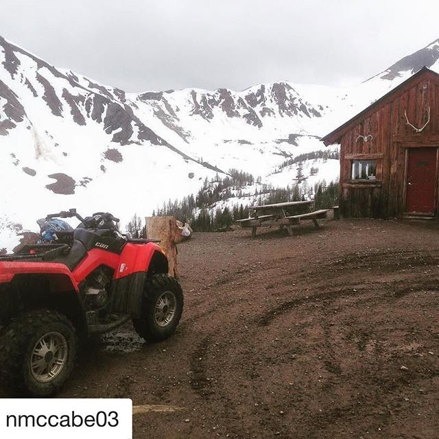 #Repost @nmccabe03 ・・・ What June looks like at 8000 feet …