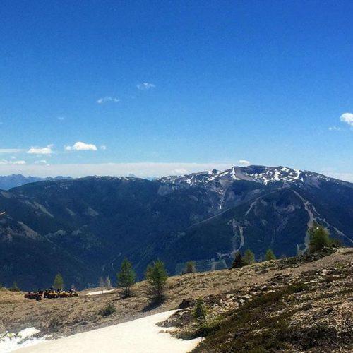 @panoramaresort from #ParadiseRidge #purecanada #tobycreekadventures