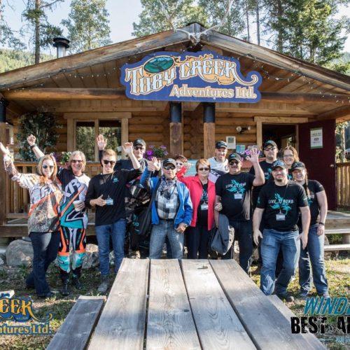 WINDZONE CFMOTO Best Adventure Contest 2017