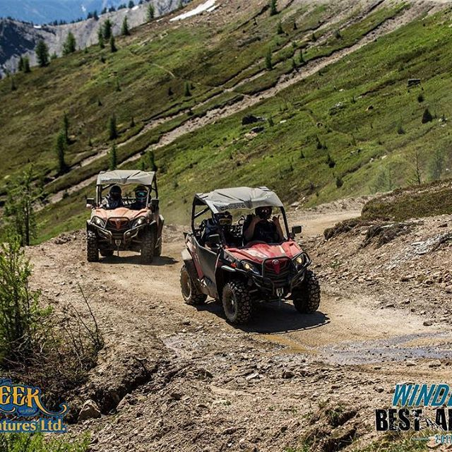 If the thought of riding an #ATV makes you a …