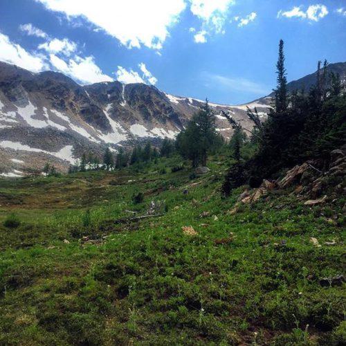 #ParadiseBasin alpine #mountain experience. #ATVtours #PanoramaBC #banff #canadianrockies