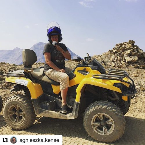 #Repost @agnieszka.kense ・・・ But we really came for this!! #atvtour …