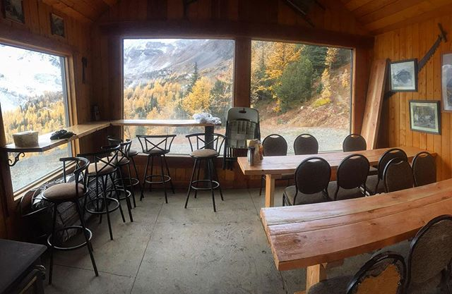 Paradise Cabin. Open daily for snacks, hot drinks and BBQ lunch. #ATVtours #TobyCreekAdventures