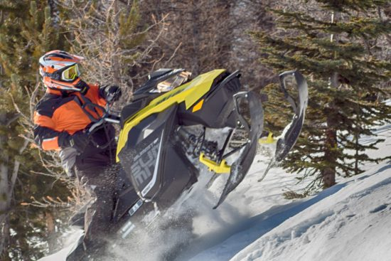 Multi-Day Canadian Rockies Snowmobile Tours | Toby Creek
