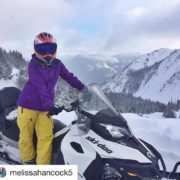 REPOST: @melissahancock5 ・・・ Had a pretty alright time rippin around …