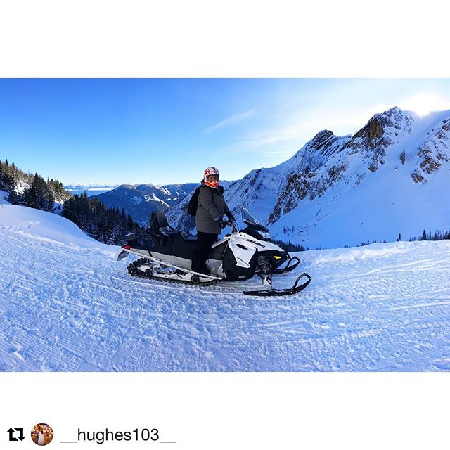 REPOST: @__hughes103_ ・・・ Huge Shout out to @tobycreekadv for the sick day Snow mobiling yesterday!!! ???????? #skidoo #tobycreekadventures #snowmobile #work #fam #kootenaynationalpark #kootenays #rockymountains #beautifulbc #britishcolumbia #canada #thisiscanada #tourist #travel #wander #wanderlust #instatravel #travelgram #adventuretime #discovernewplaces #ilovemylife