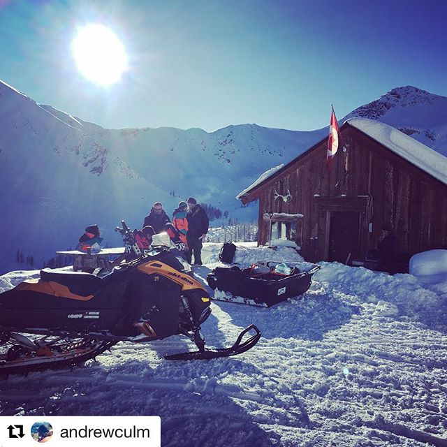 #Repost @andrewculm ・・・ When it's too cold to ski, why …