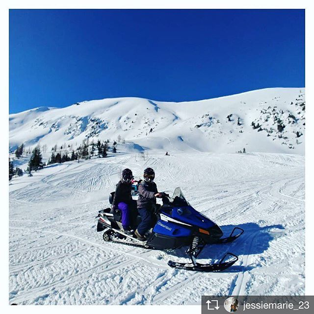 Repost from @jessiemarie_23 Today was pretty awesome!!!#snowmobiling #tobycreekadventures