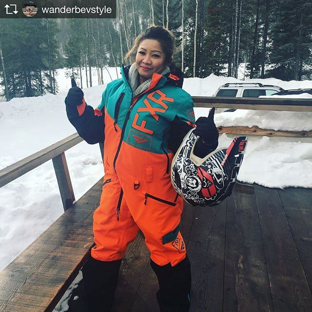 Repost from @wanderbevstyle  It was amazingly awesome adventure ???? Exploring mountains is unreal ???? I'll definitely visit #invermere once again. #beautifulbritishcolumbia #explorecanada #travelcanada #wanderlust #bucketlist✅  #bgatravels #traveller #throwback #snowmobile #adventure #discover #tobycreekadventures #lifeisbeautiful ????????