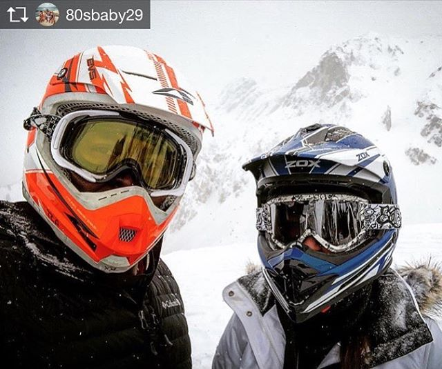 Repost from @80sbaby29 Find a dope chick, marry her, and do dope stuff with her! #snowmobiling #qualitytime #wow #views #tobycreekadventures #paradisemines #panorama #britishcolumbia @tobycreekadv