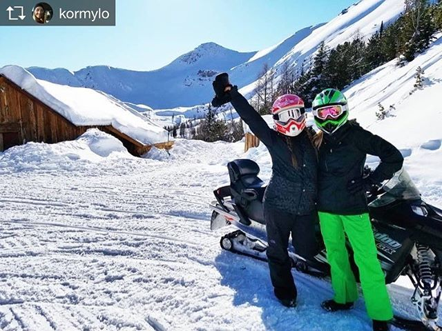 Repost from @kormylo We like to paaardy @shelly.irv #tobycreekadventures #hashtag