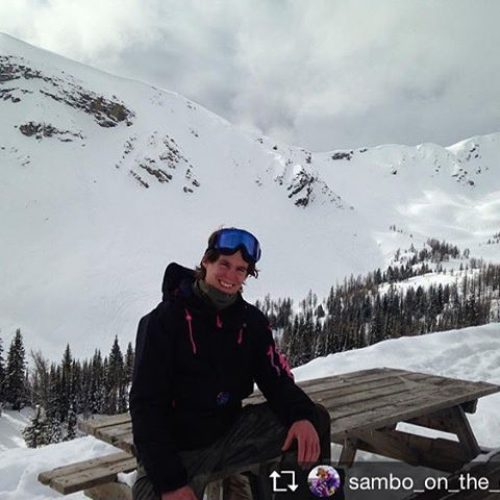 Repost from @sambo_on_the_grambo They call this Paradise Basin, I believe …