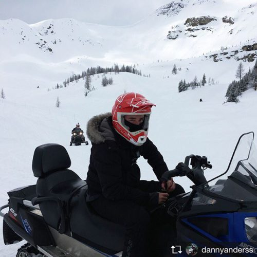 Repost from @dannyanderss Snowmobiling with @tobycreekadv  #skidoo #tobycreekadventures #panoramamountain