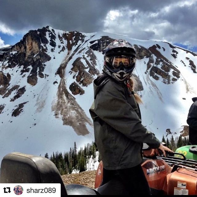 #Repost from @sharz089 ・・・ Craving some adventure⛰ @tobycreekadv #rockymountains #tobycreekadventures …