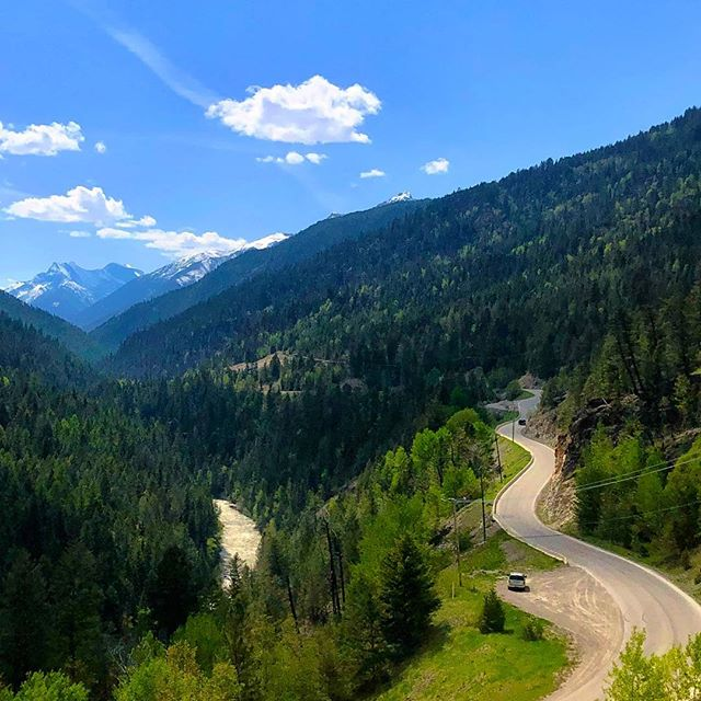 If this is the road that brings you to our departure point, just imagine the destination !! #GatewayToAdventure . . #tobycreekadventures #atvtours #purcellmountains #panoramabc #canadianrockies #kootrocks #bcrockies #explorebc #banff #canmore #invermere #radiumhotsprings #fairmonthotsprings #explorecanada #canada????????