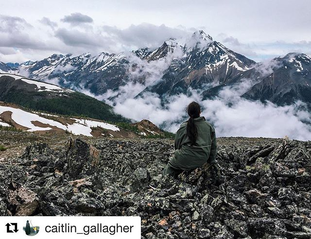 #Repost from @caitlin_gallagher ・・・ Up in the clouds ☁️