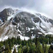 A fresh dusting of snow for the #CanadaDay long-weekend. What …