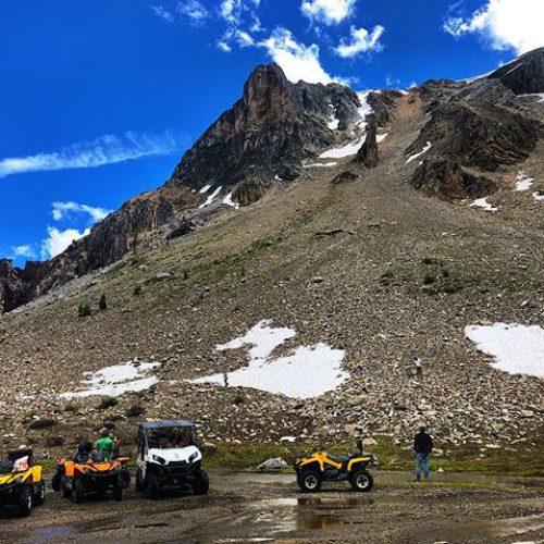 A mountain experience like no other! #tobycreekadventures #warmsideoftherockies #atvtours #UTVtours …
