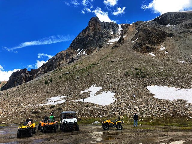 A mountain experience like no other! #tobycreekadventures #warmsideoftherockies #atvtours #UTVtours …