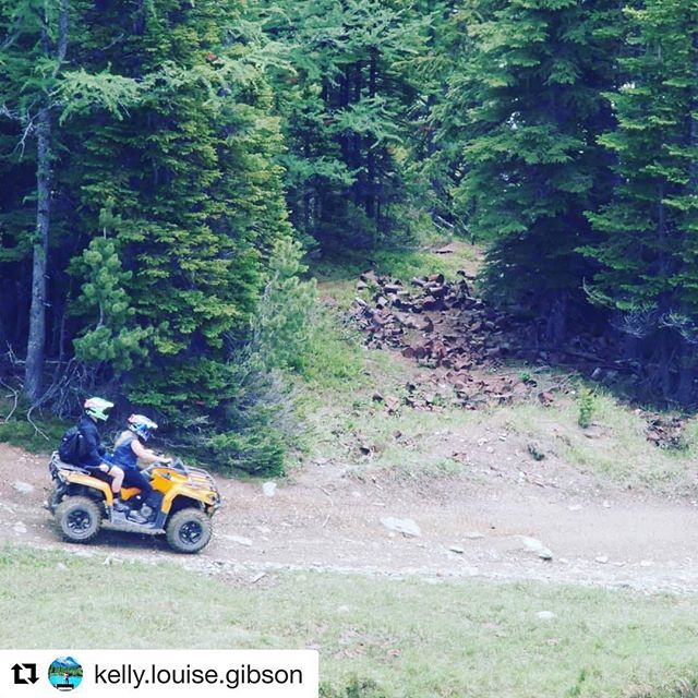 #Repost from @kelly.louise.gibson ・・・ Speed on that! #tobycreekadventures