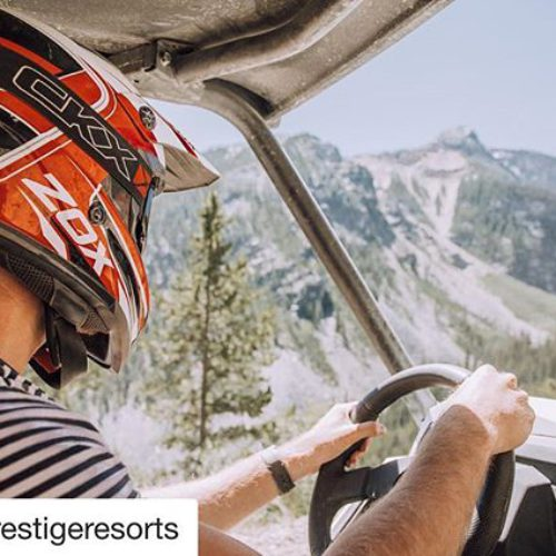 #Repost from @prestigeresorts ・・・ Fun begins where the pavement ends …