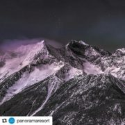 #Repost @panoramaresort ・・・ The chill in the air and recent …