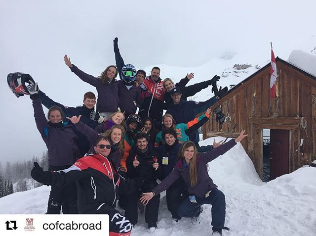 #Repost from @cofcabroad ・・・ Have you heard about our Spring …