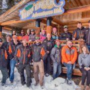 Family photo!  2018-19 Staff Photo 😀 #TobyCreekAdventures