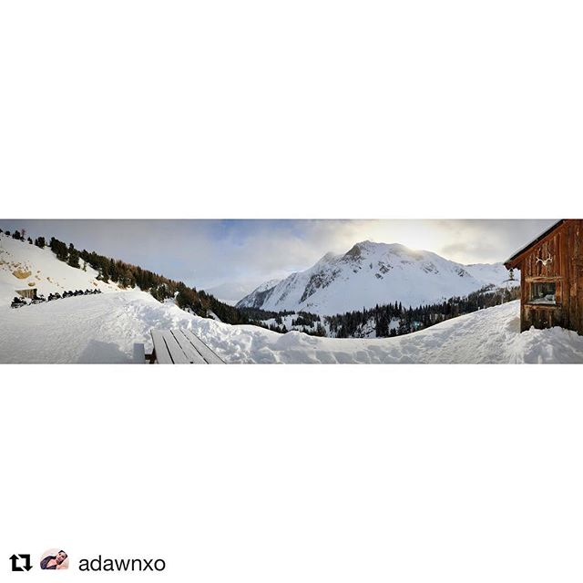 #Repost from @adawnxo ・・・ Paradise at 8, 000ft! 🙌 . …
