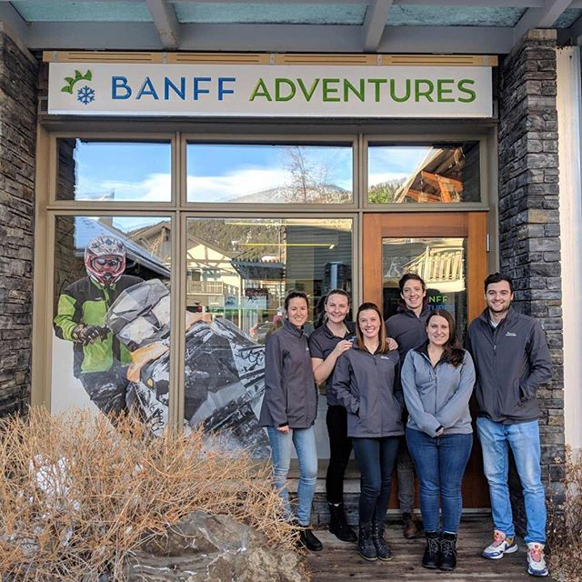 There are many ways to book onto one of our amazing snowmobile adventures.  If you are in the #Banff area drop in to see the friendly customer service staff at either @banffadventures or @banfftours. They can tell you all about our trips and help you choose the right one for you. . . #tobycreekadventures #canadianrockies #tourcanada  #skibanff #winterinbanff #explorecanada ????????