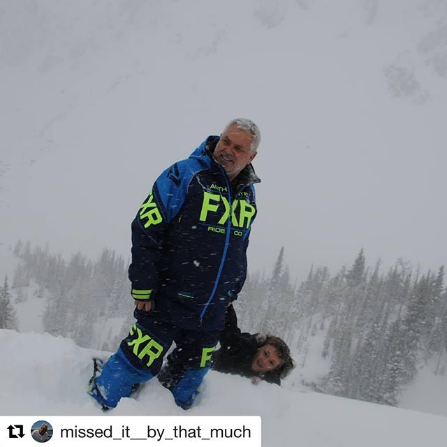 #Repost from @missed_it__by_that_much ・・・ Great day with #tobycreekadventures near #invermere …