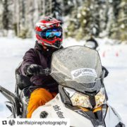 #Repost from @banffalpinephotography ・・・ Shot of the day at Toby …
