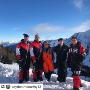 #Repost from @cayden.mccarthy13 ・・・ Happy New Years from the McCarthy …