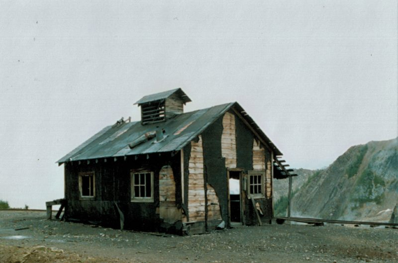 Paradise Cabin – Then and Now