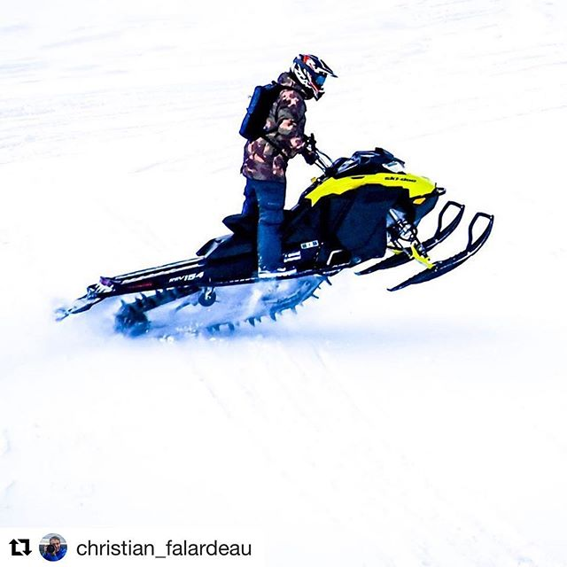 #Repost from @christian_falardeau ・・・ Had a blast looking at experienced …