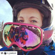 #Repost from @k_joekool ・・・ Days like these ❤️ sledding for …