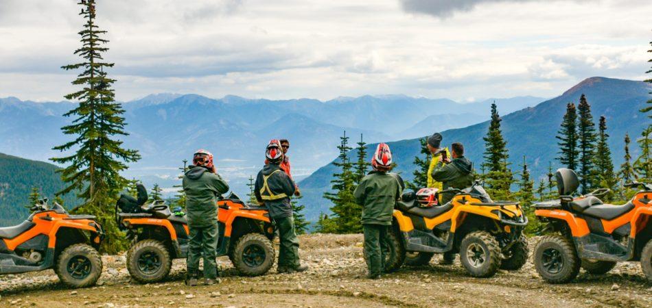 Summer ATV / Quad Tours | Toby Creek Snowmobile and ATV