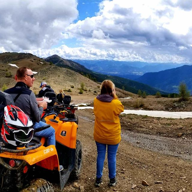 On all our #ATVtours we include plenty of time to …