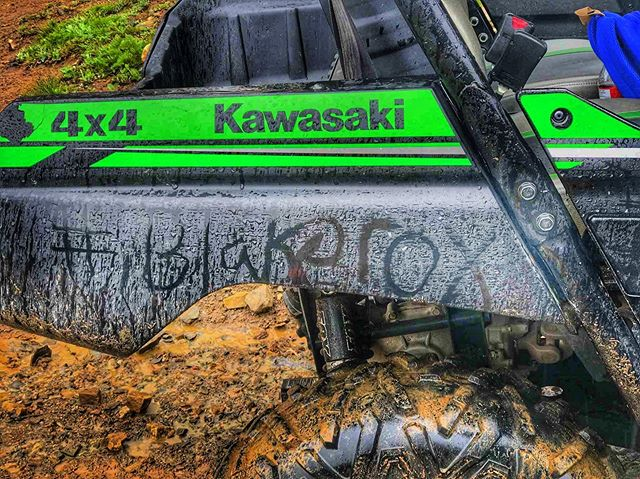 We love to read your reviews of your trip and/or your guide - even when they are written by finger in the dirt on your side-by-side. TCA guide Blake assures us this dirt review was by one of his guests and not done himself ???????? . .  #tobycreekadventures #guestreview @goodingblake