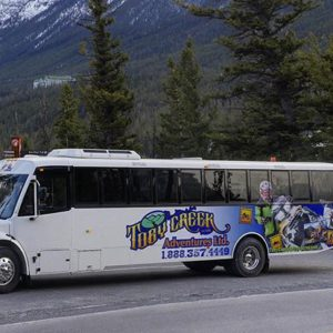 Free Banff and Canmore Hotel Pickups for Select Tours