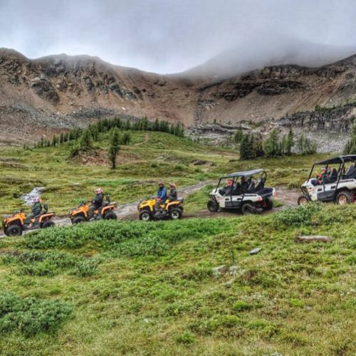 It's still summer at Paradise Basin but very soon the …