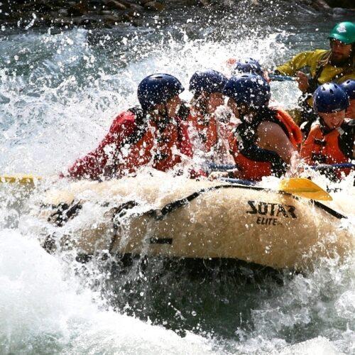 Raft 'n' Ride Combo